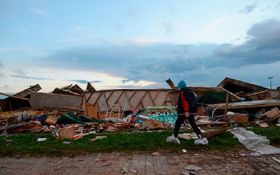 Кількість жертв урагану в Москві зросла до 16 людей