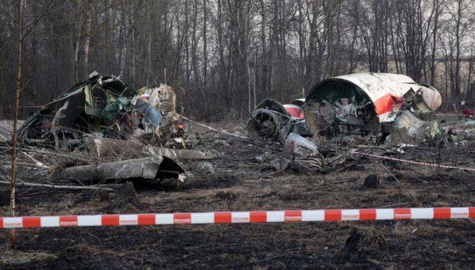 Смоленська авіакатастрофа: в Польщі знайшли нові докази вибуху