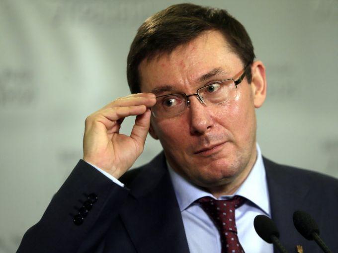 """""""Нелегальне угруповання"""": Луценко різко висловився про роботу НАБУ"""