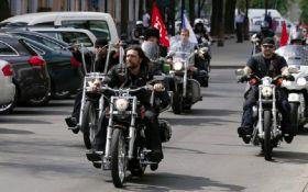 Украинские пограничники отслеживают перемещение путинских байкеров