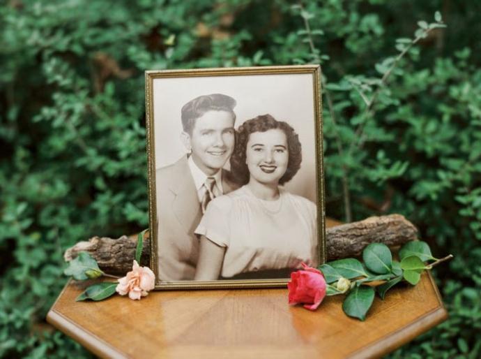 История любви: пара отметила 63 года семейной жизни романтической фотосессией (1)