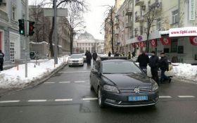 Порошенко прокоментував ДТП зі своїм кортежем в центрі Києва