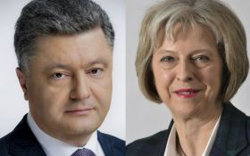 Україна готова допомогти Великій Британії в справі Солсбері - Порошенко