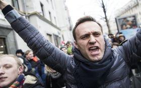 """""""Він нам не цар"""": прихильники Навального мітингують у Росії, почались затримання"""