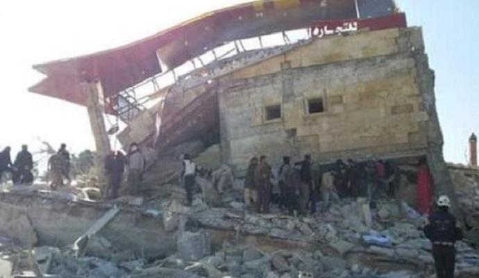 В Сирии разбомбили две больницы: появилось фото