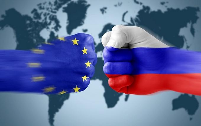Евросоюз принял официальное решение по санкциям против России