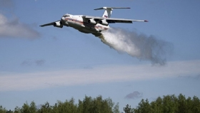 В России ищут исчезнувший самолет