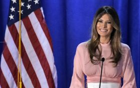 Нова перша леді США стала суперхітом у соцмережах: опубліковані фото