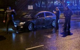 В Одессе пьяный военный прокурор устроил драку с патрульными - активист