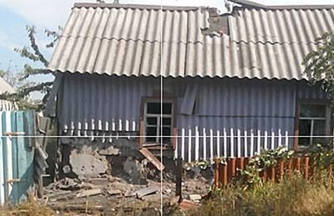 Бойовики на Донбасі знову обстріляли мирних людей: опубліковані фото (1)