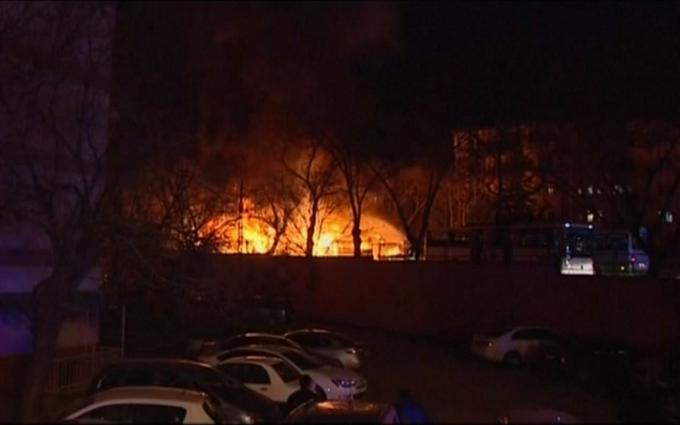 Теракт в Анкаре: Турция ответила мощным авиаударом