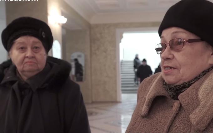 """В Кривом Роге боятся Донбасса и """"правосеков"""": видео с выборов"""