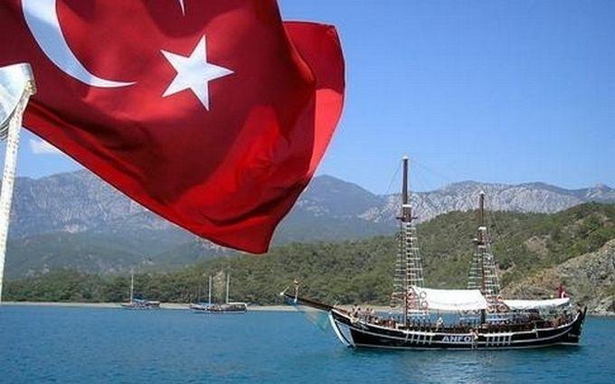 Туреччина зробила важливу заяву по суднам з окупованого РФ Криму