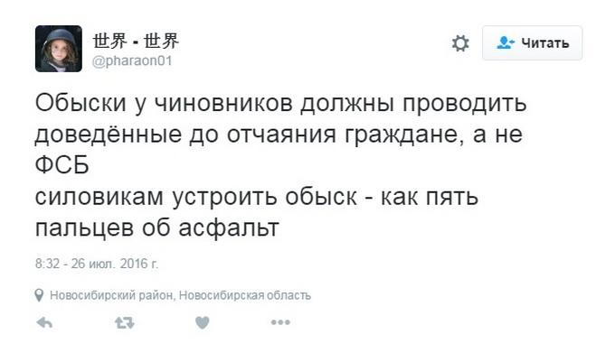 Портрет Путіна не врятував: в мережі посміялися над обшуками у головного митника Росії (7)