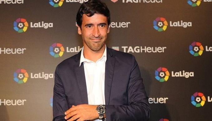 «Реал Мадрид» представил Дани Себальоса