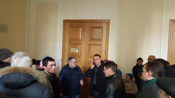Противники России ворвались в Минюст: опубликованы фото (1)