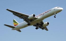 Крушение самолета в Эфиопии: появились данные о погибших в авиакатастрофе