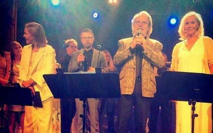 Легендарна група возз'єдналася в свій 50-річний ювілей