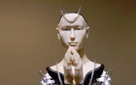 В Японії створили робота-бога - опубліковано вражаюче відео