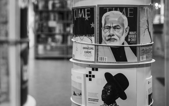 Що це все означає - журнал Time обурив мережу моторошною обкладинкою