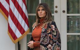 Негайно звільнити: Меланія Трамп влаштувала безпрецедентний скандал в Білому домі