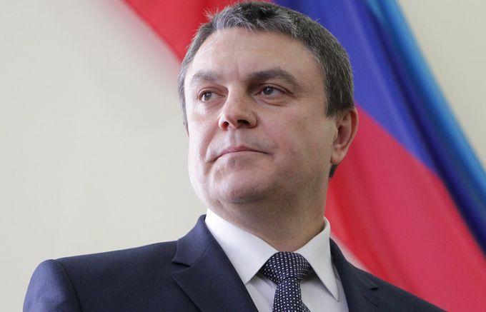 """Новый главарь """"ЛНР"""" сделал громкое заявление о сотрудничестве с Кремлем"""