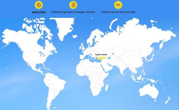 Куда можно поехать за границу во время пандемии - удобная онлайн-карта для планирования путешествий (1)