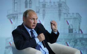"""""""Розраховували, що хтось загине"""": Путін прокоментував напад РФ в Азовському морі"""