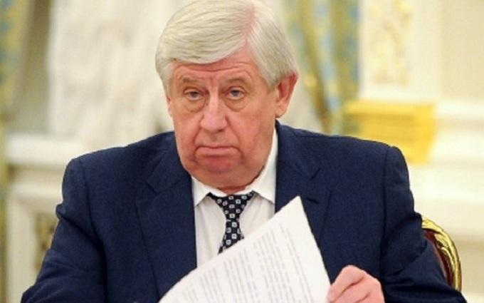 Больше половины украинцев не верят, что Шокин уйдет в отставку - опрос