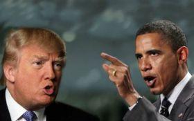 У Обамы хладнокровно отфутболили Трампа с его обвинением