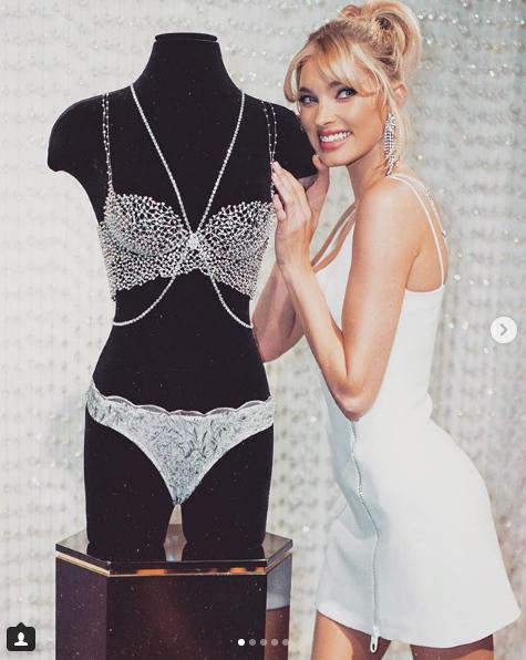 Это нужно увидеть: Victoria's Secret представили белье за миллион долларов (1)