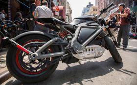 Harley Davidson анонсував випуск електромотоциклів