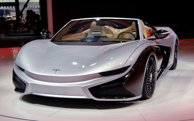 Китайцы удивили автомобильный мир новым суперкаром: опубликованы фото