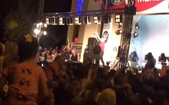 """Бойовики ДНР привезли до Макіївки липовий """"Ласковый май"""": опубліковано відео"""