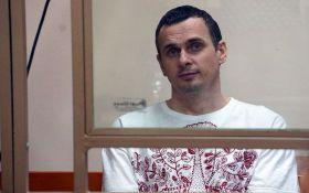 Под администрацией Путина требуют освобождения Сенцова - фото