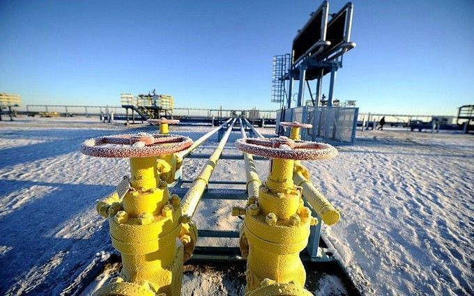 Україна різко скоротила імпорт газу