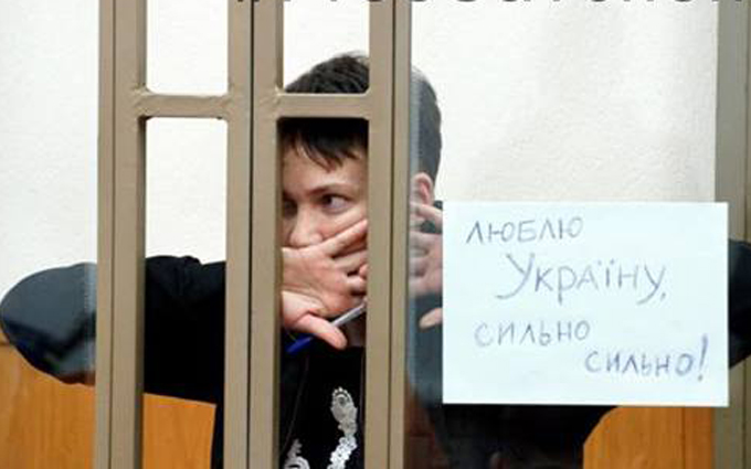 Савченко объявила суду ультиматум: будете выносить приговор без меня