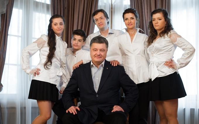 Стало известно о пополнении в семье Порошенко