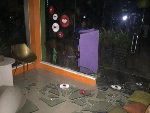 У мережі з'явилося відео потужного землетрусу на Філіппінах