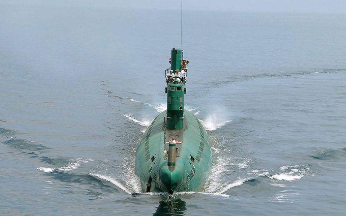 Американські військові повідомили про «вкрай незвичайний» рівень активності підводного човна КНДР— ЗМІ