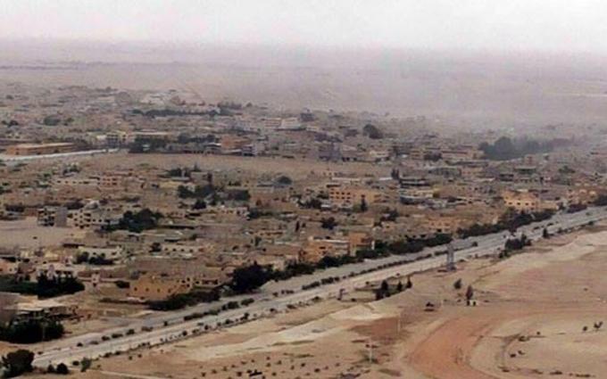 В Сирии армия Асада отбила Пальмиру у боевиков ИГИЛ