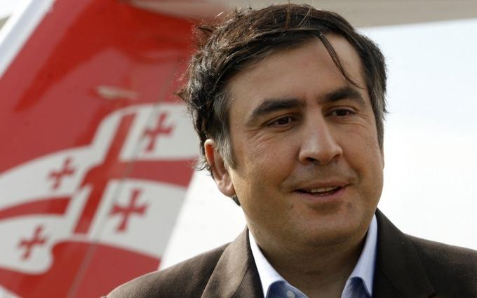 Саакашвили выступил с очередным обвинением в адрес Яценюка