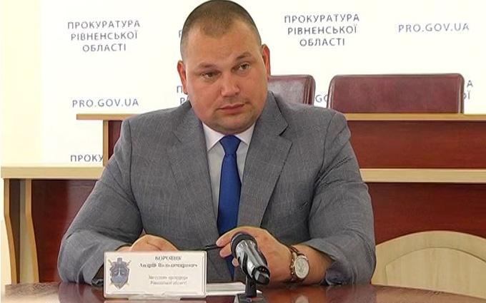 Гучне затримання на Рівненщині: з'явилося нове відео