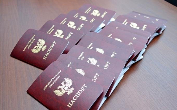 """Стало відомо число жителів Донбасу, які отримали """"паспорта ДНР"""""""