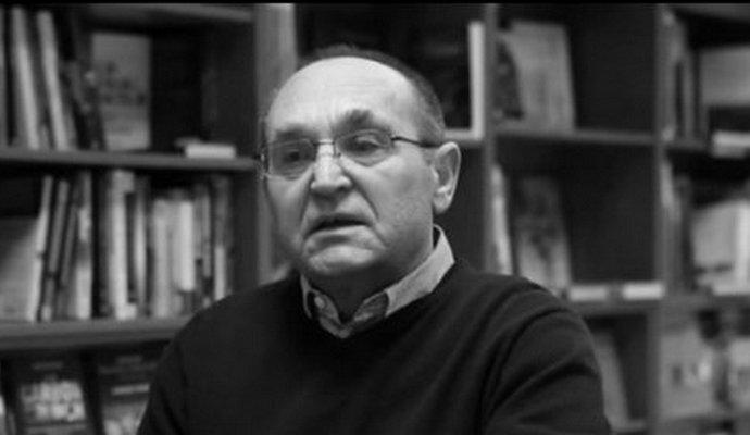 Помер відомий український перекладач Олекса Логвиненко