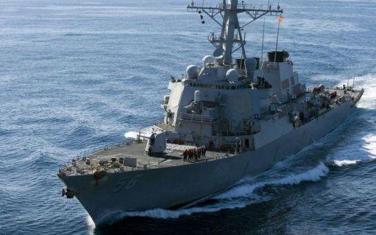 Інцидент з есмінцем США: стала відома доля зниклих моряків і командувача