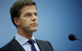"""Це вже взагалі: голландський прем'єр різко відповів """"другу"""" Путіна"""
