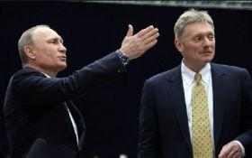 Ми тут ні до чого: у Путіна виправдовуються за ситуацію в Азовському морі