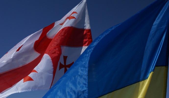 Украина и Грузия обсудили новый «шелковый путь» в обход РФ