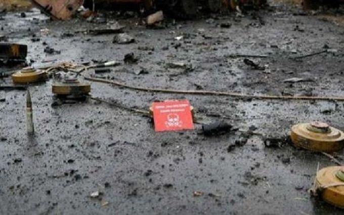 Троє мирних жителів підірвалися нарозтяжці вЛуганській області